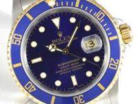 ask for Vic Rolex Submariner Two Tone 2006    What you