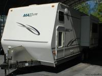 2006 Max-Lite Travel Trailer, Bunk House, Model # 25 in