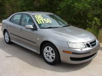 Options Included: N/AThe Nicest Saab 9-3s are at