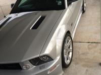 2006 Silver Saleen Mustang S281 Extreme #97 HOT ROD!