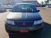 Options:  2006 Saturn Ion 2|Green|Carfax One-Owner. 2