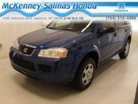 Options Included: N/AThis 2006 Saturn VUE is in great