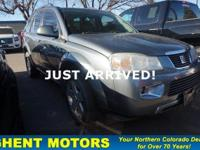 EPA 25 MPG Hwy/19 MPG City! DVD, Heated Leather Seats,