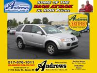 Andrews Automotive has The Best Certified Used Vehicle