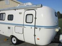 2006 16' SCAMP/CASITA Carefully Used ( NO RESERVE )