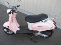 This is a like new one owner Schwinn 50cc automatic