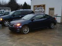 2006 Scion TC - Blue, 5spd, 85k Miles, 2dsd, MP3, Moon