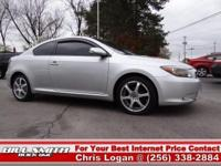 This is one Sharp Scion Tc !! It has actually been well