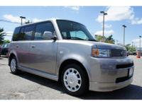 This is a great 2006 xB 4 dr wagon. With a 4 star