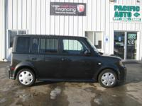1 owner Scion XB with only 123.300 miles! This vehicle