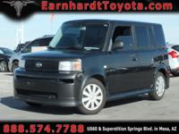 We are pleased to offer you this 1-OWNER 2006 SCION xB