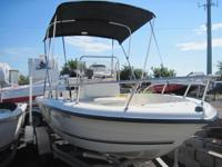 Description 2006 Sea Boss 18' Center Console with