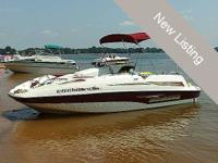 Combines the space and energy of a pontoon with the