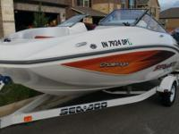 For sale Like new and meticulously maintained Sea-Doo