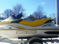 At a price you still feel good about. 2006 Sea-Doo GTI