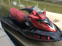 2006 SEA DOO JET SKI RXT WITH 178 HRS. TUNE UP AND OIL