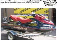 Hotter Than The Weather 2006 Sea Doo RXT Watercraft