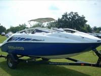 2006 Sea Doo SPEEDSTER 200. This is a 2-owner boat that