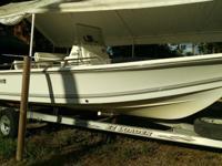 2006 Sea Pro 1900 Center Console Bay Boat for sale.