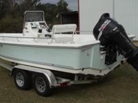 The Sea Pro is a fisherman's dream, with lots of deck