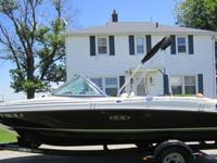2006 Sea Ray 175 Sport. This has been a great boat for