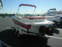 2006 Sea Ray 195 Sport 20 foot open bow with v-8 -