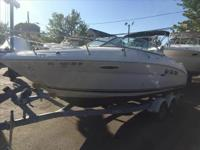 2006 Sea Ray 215WE The perfect family pocket cruiser
