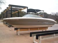 2006 Sea Ray 220 Select, MerCruiser 350 Mag MPI With