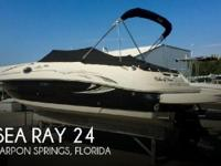 2006 Sea Ray 24 - Stock #086812 -