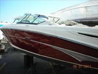 2006 Sea Ray 270 Select EX Mercruiser 8.1L 375 hp Bravo