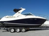 LOADED WITH ALL THE OPTIONS !!!! Twin Mercruiser 260 HP
