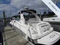 - Stock #25135 - The Sea Ray 320 is designed for