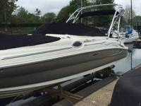 2006 Sea Ray 240 Sundeck. 2006 Sea Ray 240 Sundeck