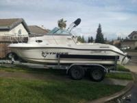 2006 Seaswirl 1851 DC Striper. 2006 1851 Seaswirl DC