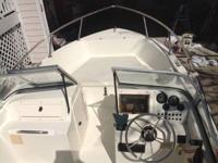 For Sale is a 2006 18 ft. Sea Boss 180 DC. It comes