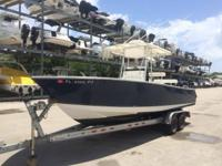 Outstanding 2006 Seacraft 25 Open Center Console here