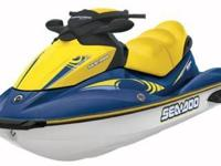 Jetski looks brand new; no stains, dents or faiding.