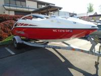 For Sale: 2006 Seadoo Speedster 200 jet boat Red with