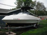Description 2006 Sea Fox , 204 CF, 135hp mercruiser,