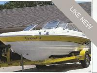 Think about the Seaswirl 190 Bow Rider as an