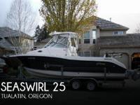 2006 Seaswirl 25 - Stock #088239 -