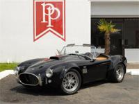 This is a Shelby, Cobra for sale by Park Place Ltd. The