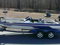 Great watercraft for the Tourney angler or leisure