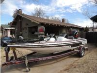 2006 Skeeter SX190. 2006 Skeeter SX 190Boat is in very