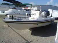 Here we have a 2006 Skeeter ZX22. It is powered by a