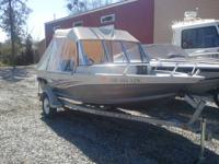 2006 Smoker Craft - Tracer - 16 ft. 2009 40 HP Evinrude