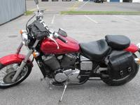 2006 Custom Chrome Softtail/Springer Bobber Clear SC