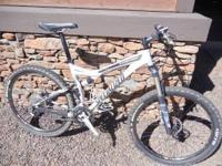 2006 Specialized Stumpjumper FSR Expert Full suspension