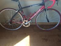 2006 Specialized Tarmac E5 $1200.00 This is an