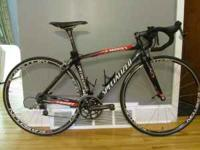 Small Specialized Tarmac S-WORKS clean and in excellent